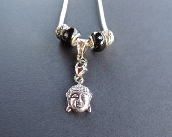 Necklace Charms Buddha beads