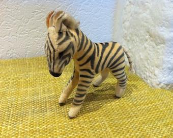 Vintage Steiff animal zebra animal dolls bears, teddy beautiful