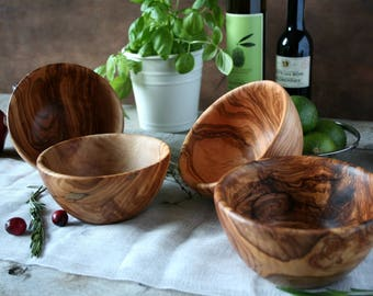 Wooden bowl , Soup bowl , gift for her, , gift for him, wedding gift