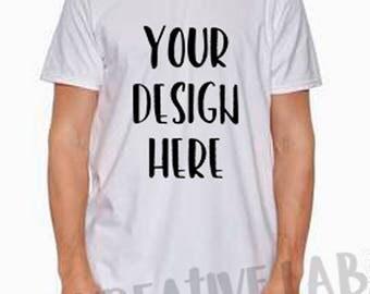 Men's T-shirts - Custom Designs