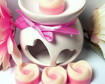 Wax Melt, Strawberry Pie, Organic Wax Melts, Scented Soy Tart, Wax Tarts, Candle Melts, Soy Candle Melts, Wax Melts