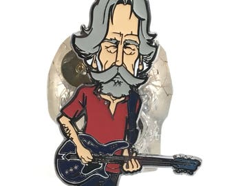 Bob Weir pin, Bob Weir,lapel pin,Grateful Dead pin, Grateful Dead,Dead and Company,Hard enamel,high quality,Dead and Co,
