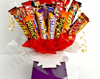 Chocolate Mountain Chocolate Bouquet - Perfect gift for all Occasions