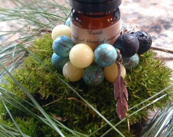 Earth Theraputic Essential oil Blend