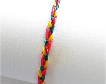 Braided bracelet braided 16357