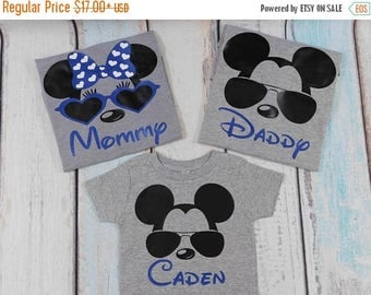 ON SALE Disney shirt, Birthday shirt, Disney family shirts, Disney matching birthday shirts,Family matching birthday shirts,Disney vacation