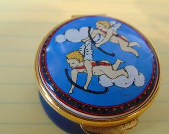 "Alastor Enamels trinket box ""CUPIDS"""