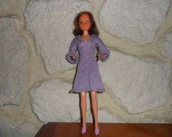 dress for barbie, long sleeves