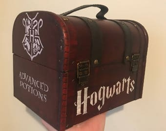 Harry potter chest | Etsy