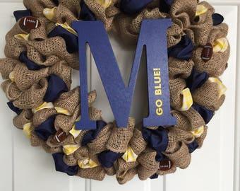 "18"" Sports wreaths"