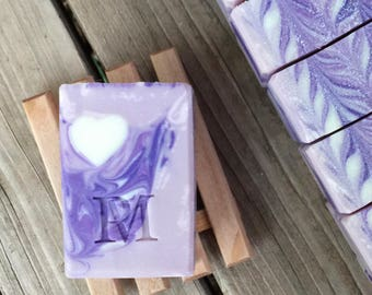 Lovespell Scented Soap / Handcrafted Artisan Soap / Cold Process Handmade