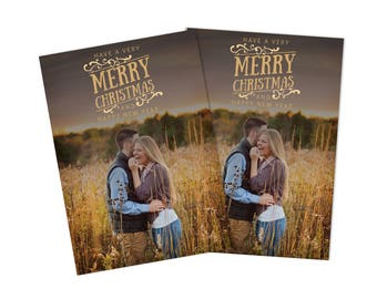 Standard Holiday Card (25 pack)