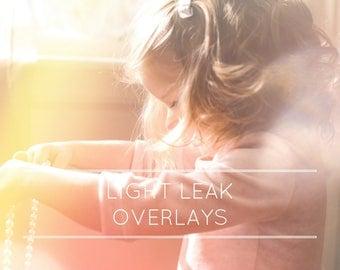 33 Light leak overlays, bokeh overlay, bokeh backdrop, sunset overlay, digital overlays, photo overlays, photography overlays, photoshop