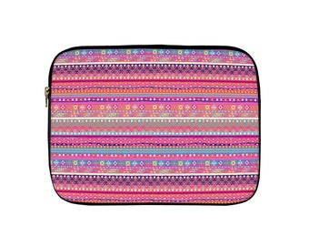 Tribal Laptop Sleeve, Tablet Sleeve