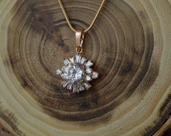 Swarovski necklace, swarovski crystal necklace,Bridal Necklace, Wedding necklace, Bridal Jewelry,Bridesmaid jewelry.
