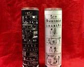 Golden Dawn Egyptian Pillar Candles Set