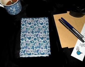 Hand-bound notebook