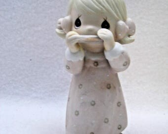 Lord Give Me A Song - Precious Moments Figurine