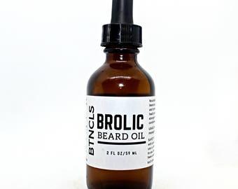 Brolic Beard Oil