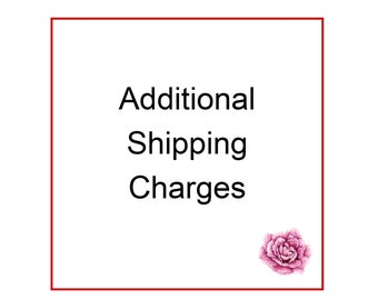 Additional Shipping Charge