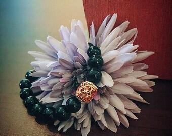 Onxy Bead Bracelet