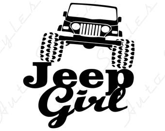 Custom Jeep Decal Etsy - Custom vinyl decals for trucks