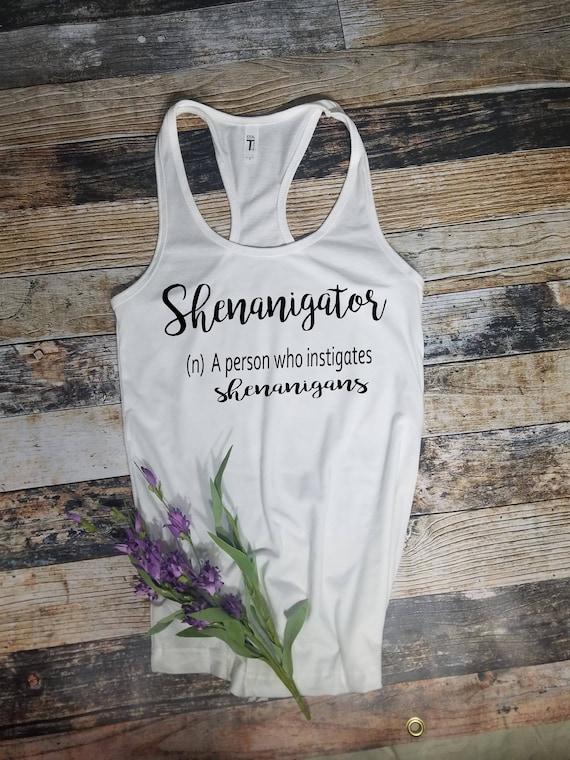Shenanigans Shirt Cruise Shirts Drinking Shirt Vacation