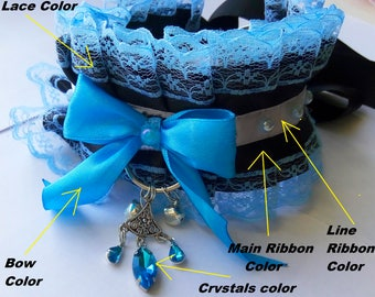 Build Your Own / WINTER / Kitten Play Collar