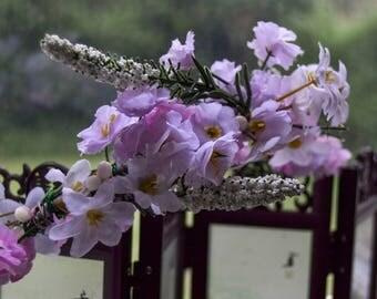 Handmade Pastel Flower Crown