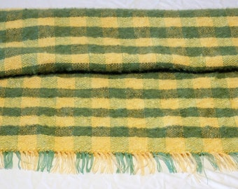 Shoulder towel in XXL of mohair