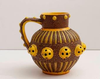 c1880 Zsolnay Vase no 99