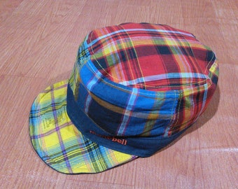 Vintage Montbell Cap Hat Montbell Outdoor Cap Hat Reversible