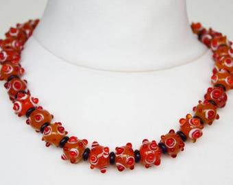 Iron age necklace