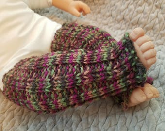 Cute and Cozy Leg Warmers