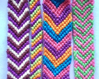 Friendship Bracelets, Knotted/Braided/Woven