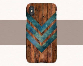 In Stock NOW iPhone X Case, Wood iPhone X, Green iPhone 8 Case, Faux Wood iPhone 8 Plus, Phone Case for iPhone X Green