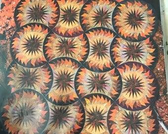 Foundation Paper Piecing Pattern from Judy Niermeyer