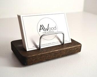 Desk Accessory, Office Supplies, Business Gift, Business Card Holder, Gift ideas for boss, Girl boss, Boss lady