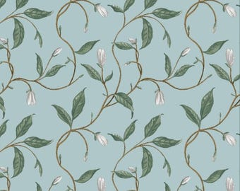Blank Quilting Blossom Vine Yardage by Danielle Murray - Sold by the Yard
