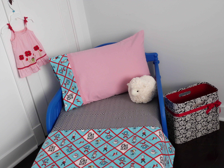 girls toddler beddingdr seuss toddler beddingcrib beddingdr seuss crib beddingpink and aqua toddler white chevron sheet
