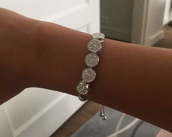 Bracelet 5 cobblestones