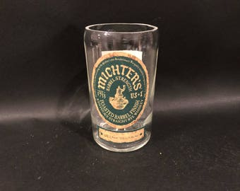 Michters Michter's Candle Rye Bourbon Whiskey Barrel Strength Toasted Barrel Finish. Soy Candle. Made To Order !!!!!!!