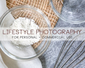 DIGITAL lifestyle photography home decor still life commercial use for F&B and more