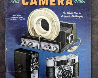S Montgomery Ward 1963 Camera Catalog