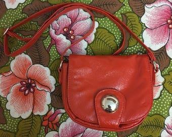 60's mod vintage psych purse handbag