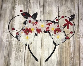 Mary Poppins Wire Ears, Mary Poppins Mickey Ears, Mary Poppins Minnie Ears, Mary Poppins Mouse Ears, mickey ears, disney ears