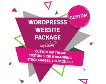 SALE Wordpress Website, Logo Design, On Page SEO, Branding for Website, Stock Images for Website, Telephone Support, Consultancy