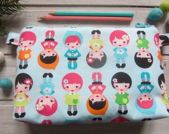 Large fabric Case