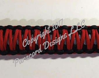 The Twisted Paracord Jeep Door Limiting Straps