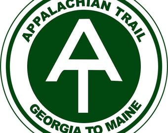 Appalachian Trail Banner  FREE SHIPPING